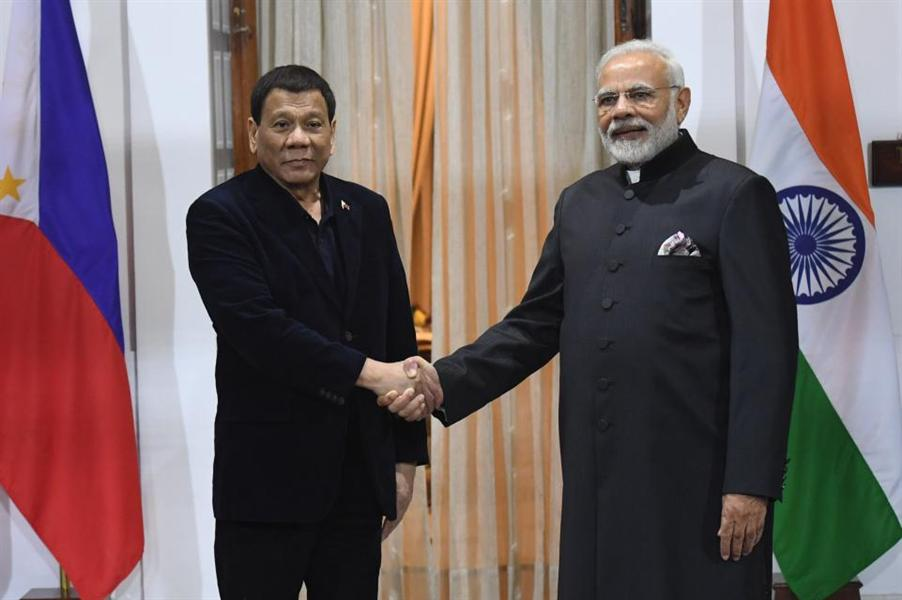 The Philippines' Strategic Relationship With India