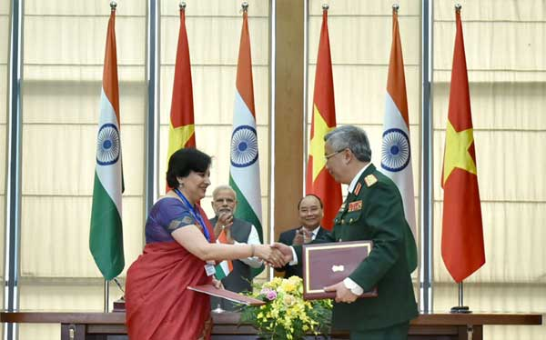 India and Vietnam: Defense and Strategic Cooperation (Part 2)