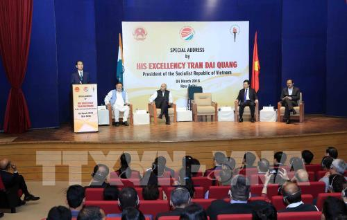 Speech by H.E. Tran Dai Quang, President of The Socialist Republic of Vietnam at The Nehru Memorial Museum & Library (Part 2)