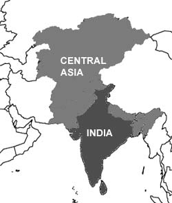 India's 'Connect Central Asia' Policy