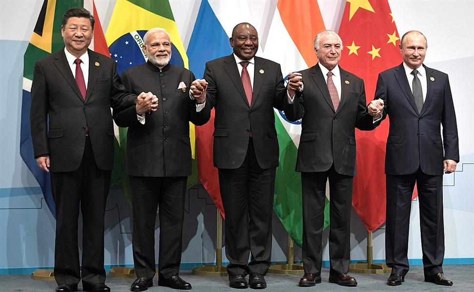 India wants to work with BRICS nations on Fourth Industrial Revolution, says PM