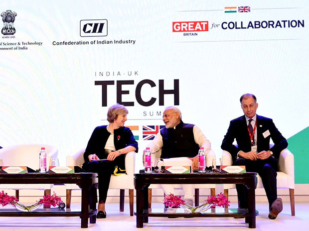 India, UK can leverage tech prowess for new opportunities: Prime Minister Narendra Modi