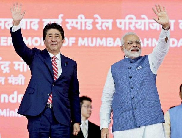 Japan and India to sign technology partnership agreement