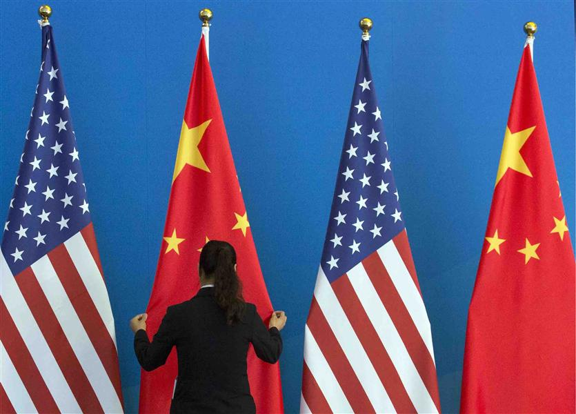 Is the US retreating from Asia, giving way to China?