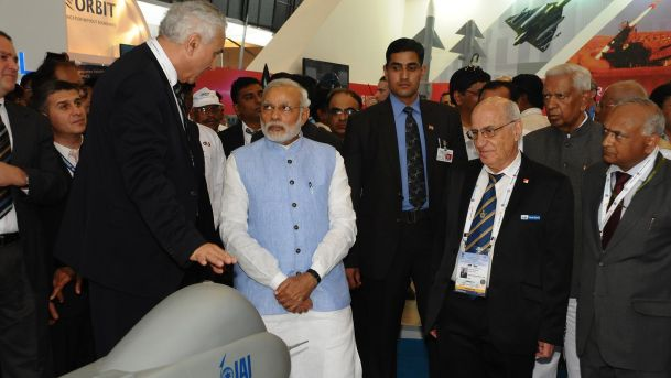 Revealed: India Close to Signing $3 Billion Defense Deal with Israel