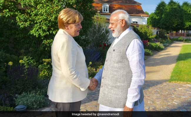 India-Germany ties attract attention after Chancellor Angela Merkel's outburst
