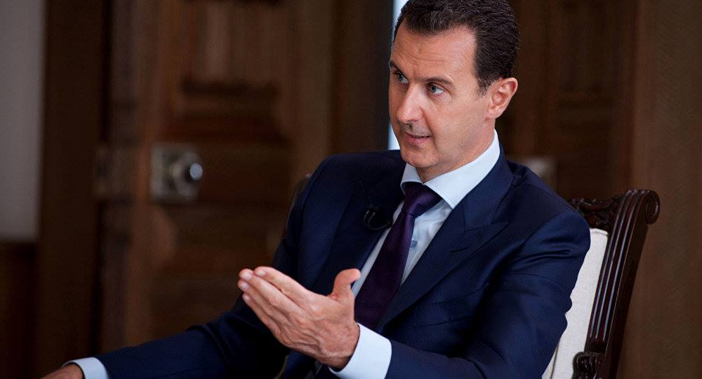 India welcome to play a role in reconstruction of Syria: Assad