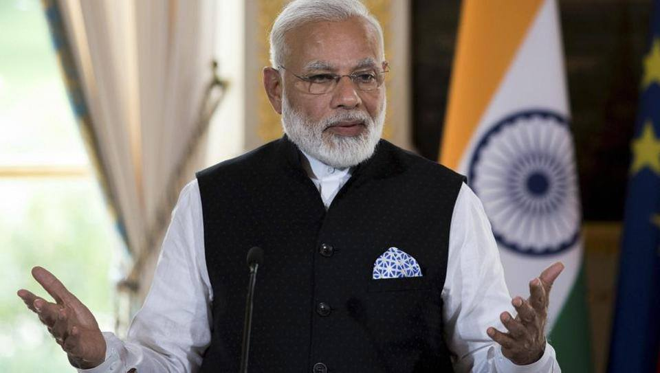 Environment protection: World is looking towards India, says PM Narendra Modi