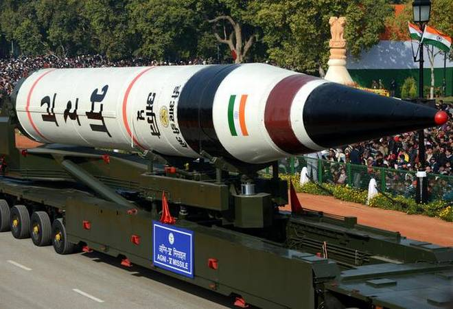 Agni-5 ballistic missile tested successfully