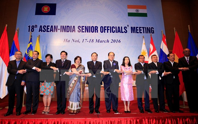 18th Asean – India SOM  Voiced Deep Concerns Over The East Sea Issues