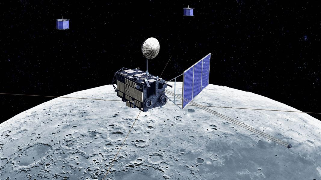 India and Japan prepare joint mission to the moon