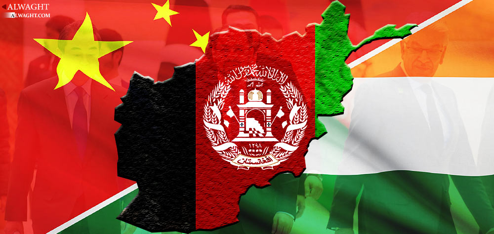 India, China begin first joint Afghan project