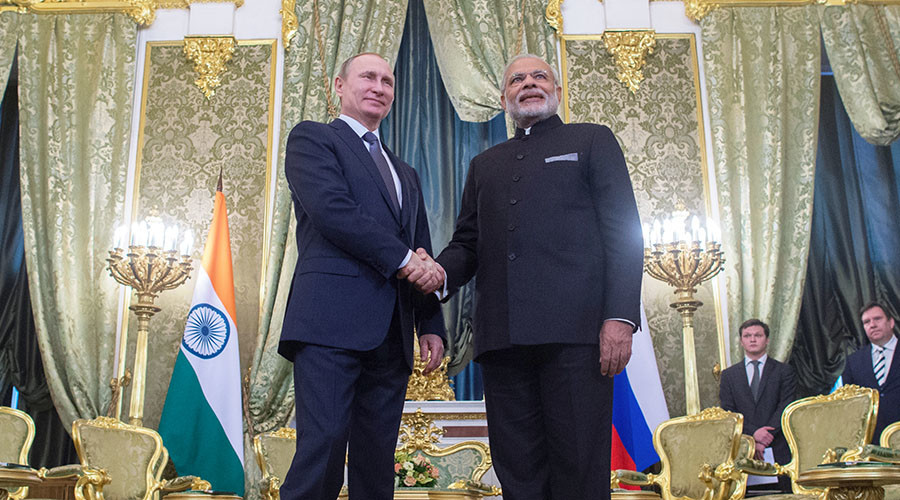 Russia remains India's 'principal partner' in defence: PM Narendra Modi