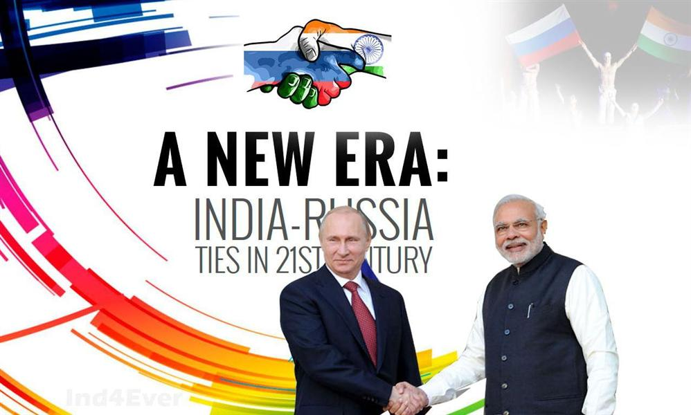 As India, Russia mark 70th year of ties, report calls for revamp of engagement