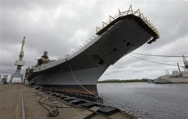 For a first, INS Vikramaditya to host Combined Commanders' Conference next month