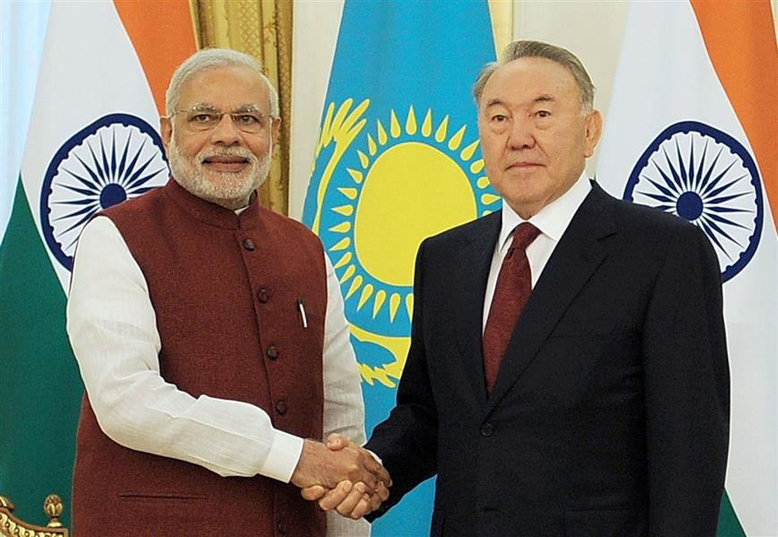 Kazakhstan agrees to supply uranium to India