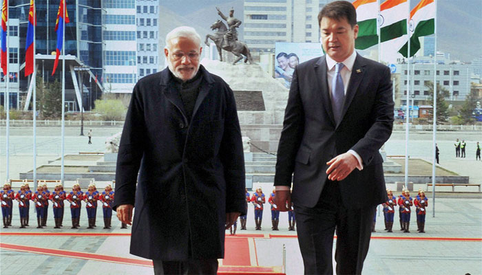 Joint statement for India-Mongolia strategic partnership (Part 2)