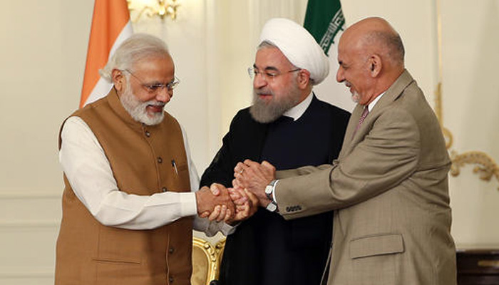 US questions India-Iran Chabahar port deal