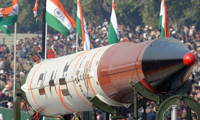 Nuclear capable Agni-IV test a hit