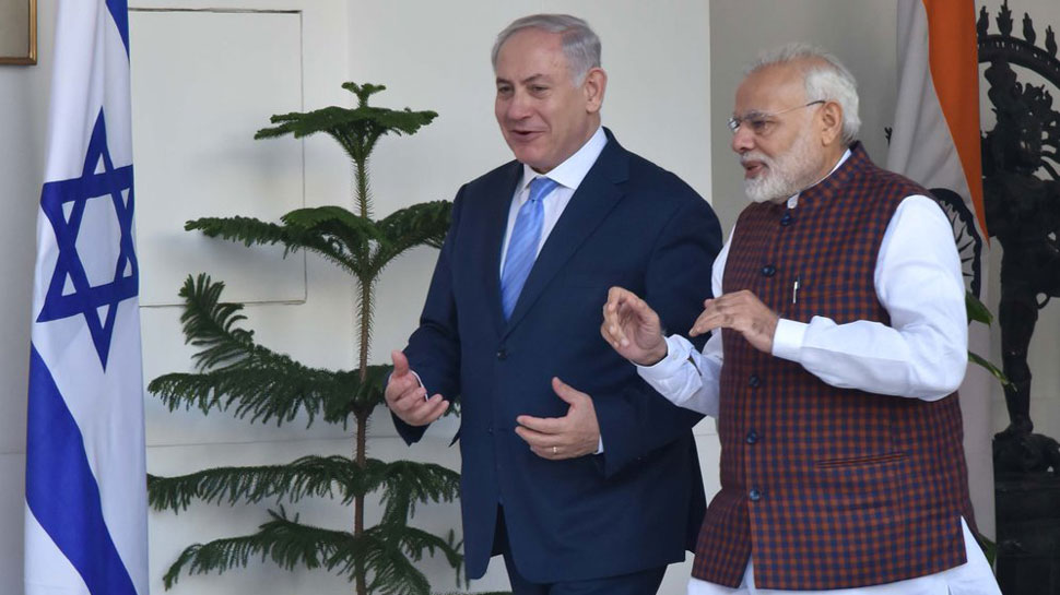 Israel PM Netanyahu hails Narendra Modi as a 'revolutionary leader'