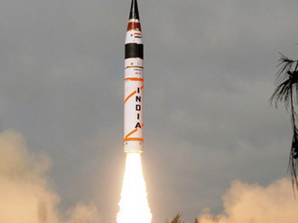 Nuclear-capable Agni-I missile successfully test-fired