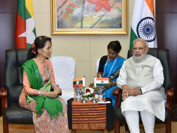 India refuses to join declaration against Myanmar at international meet