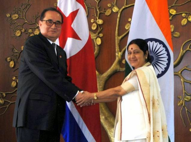 Under pressure from South Korea, Modi government ends 8-year bonhomie with North Korea