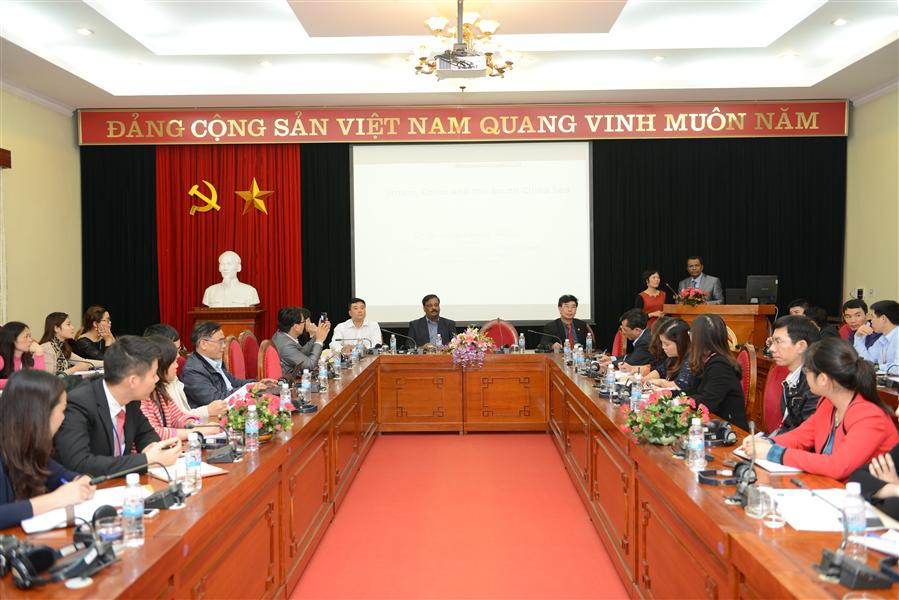 "Scientific Workshop ""India, Viet Nam, Japan and China: Opportunities and Challenges for Cooperation"""