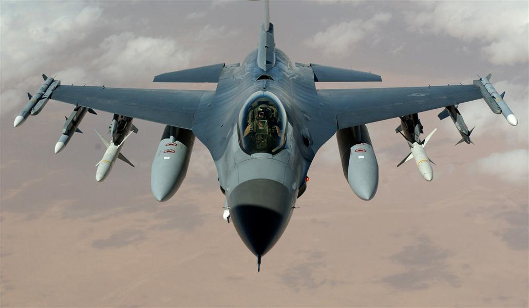 Lockheed Martin to make F-16 wing in India with Tata