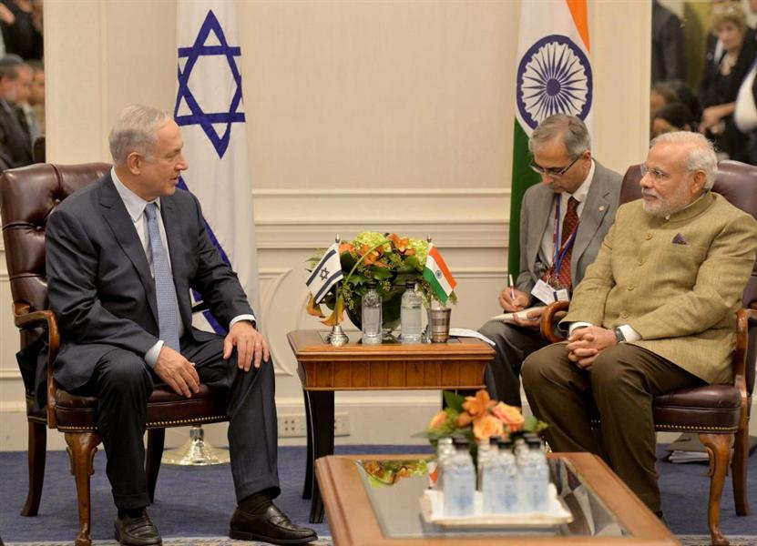 Modi visit marks deepening relations between India and Israel
