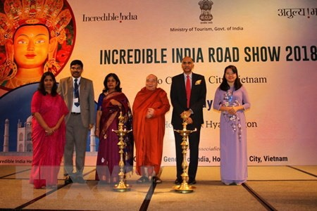 Vietnam, India seek to boost tourism