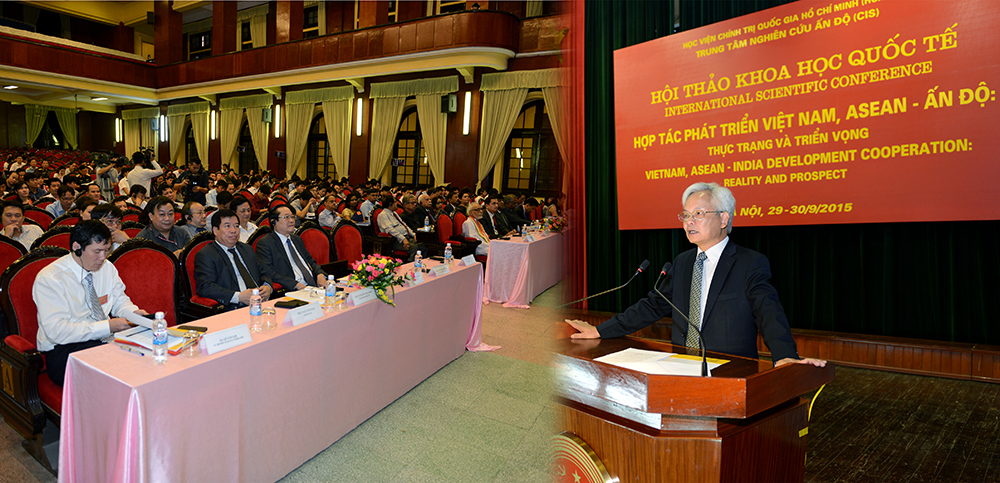 "International Scientific Conference ""Viet Nam, ASEAN – India: Reality & Prospect"""