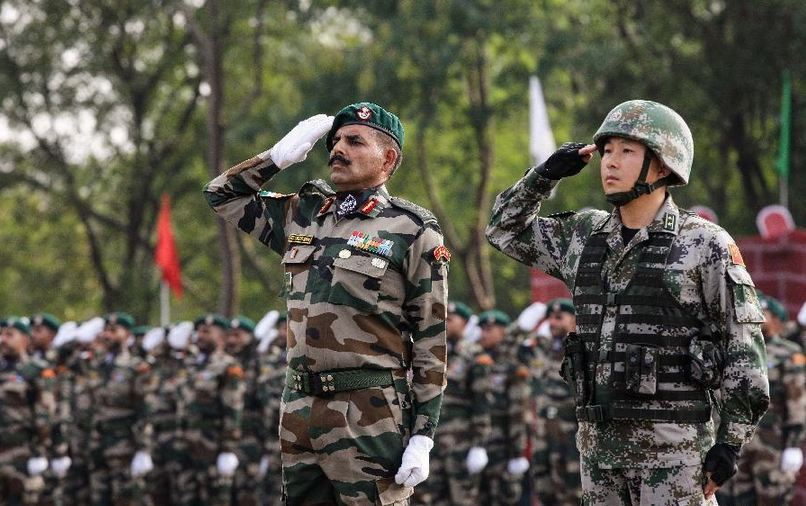 With India-China 'Hand in Hand' drill in December, army takes 22 defence attaches to Leh
