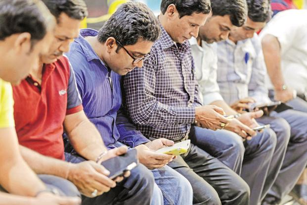 India now second-largest smartphone market in world