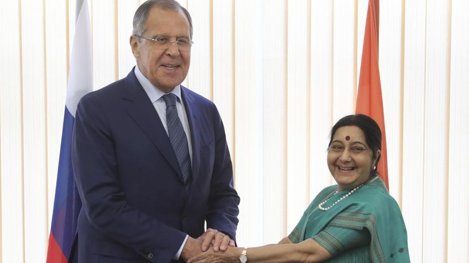 India is smart to handle OBOR process without sacrificing its position: Sergey Lavrov