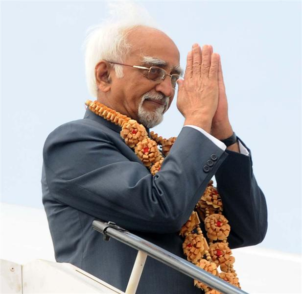 Act East policy: Vice President Hamid Ansari on five-day visit to Brunei, Thailand from February 1