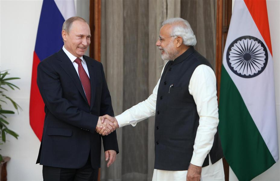 Russia and India support Syria's sovereignty and territorial integrity — joint statement
