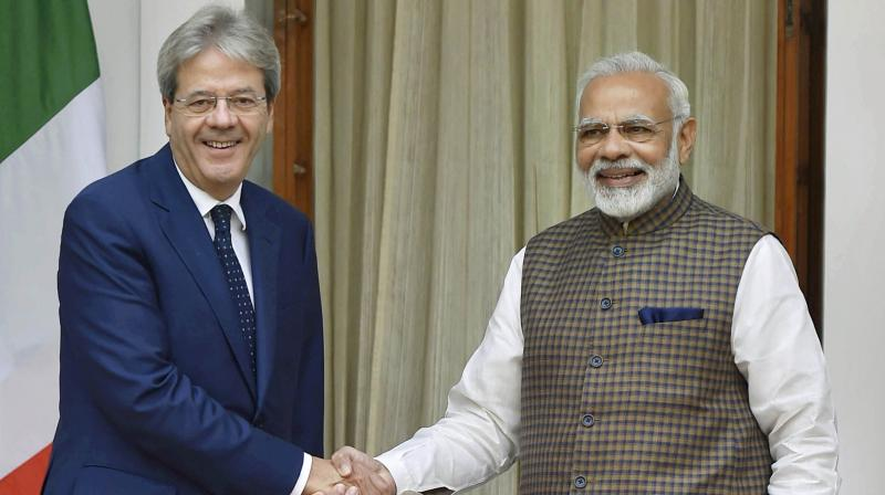 India, Italy sign six MoUs to boost energy, railway sectors