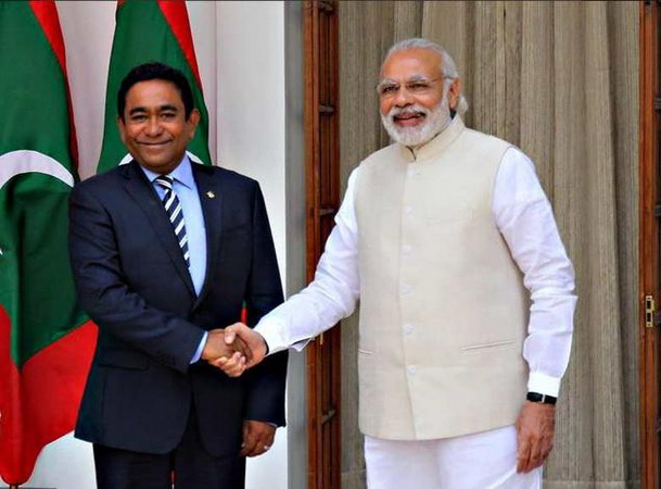 India, Maldives signed agreement on defence