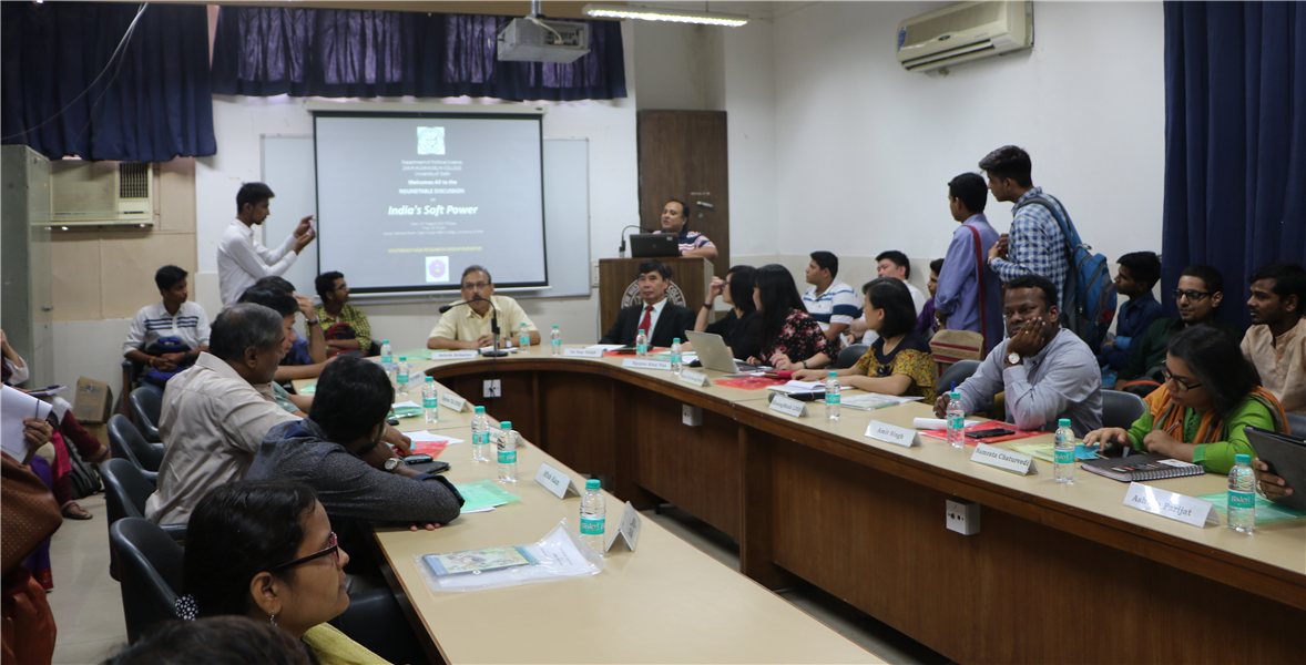 Report on the Roundtable Discussion at Zakir Husain Delhi College, University of Delhi (Part 1)