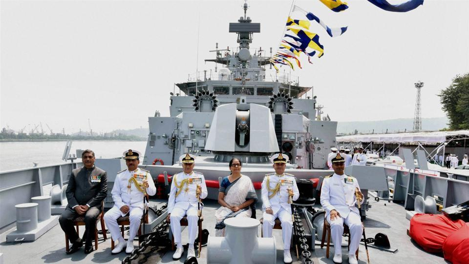India's newest weapon: Made-in-India anti-submarine warship INS Kiltan inducted