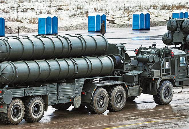 Russia readies draft agreement for S-400 missile sale to India