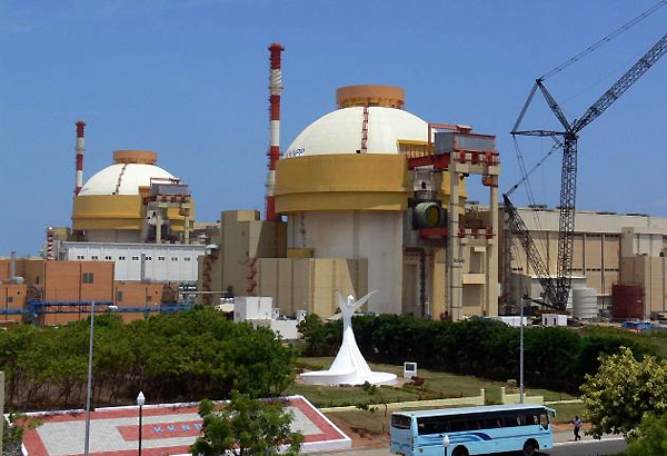 India, France sign MoU for construction of six nuclear reactors