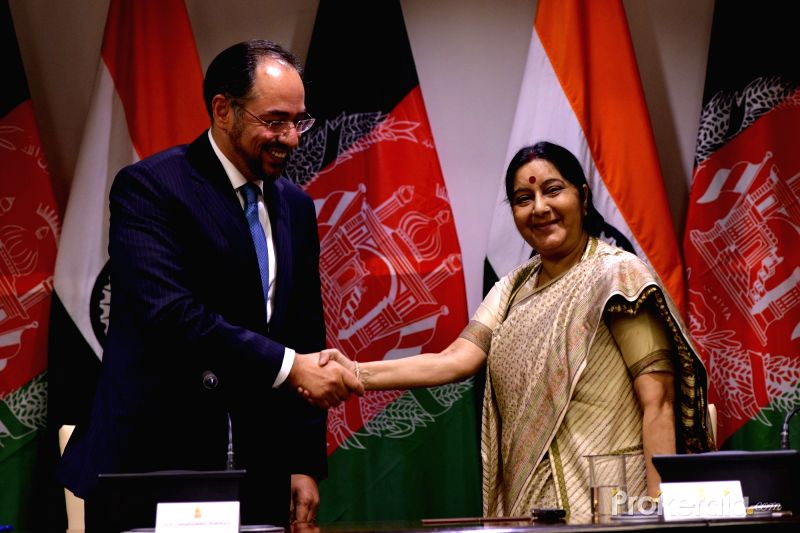 India And Afghanistan Agree To Increase Defence Cooperation