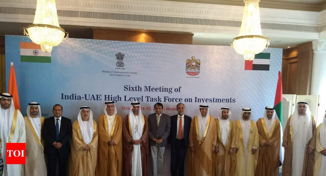 India, UAE discuss ways to increase investments