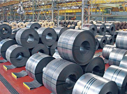 Steel prices have fallen 27-30 percent in two years