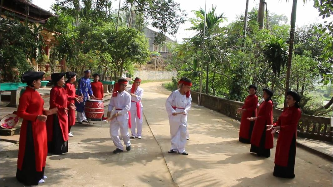 Phu Tho striving to preserve its intangible cultural heritage- Hat Xoan