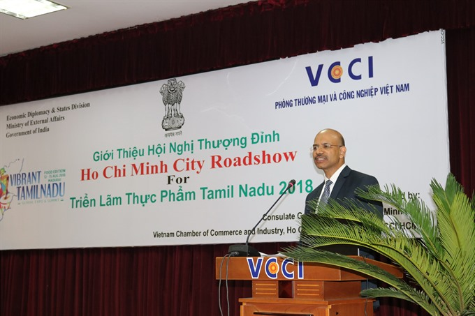 Việt Nam food firms set for India expo