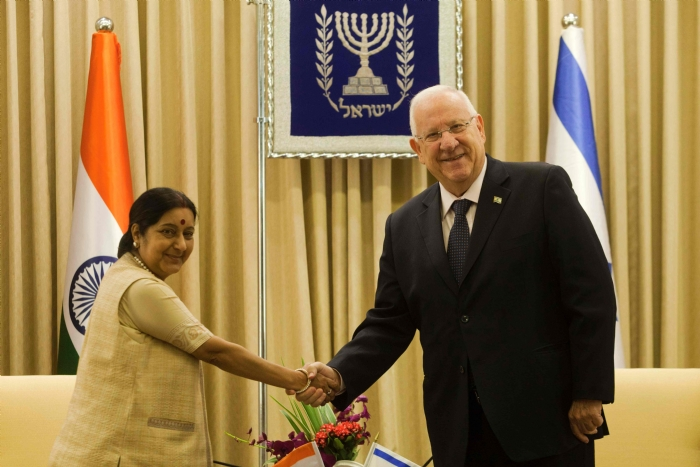 India, Israel to intensify anti-terror coordination