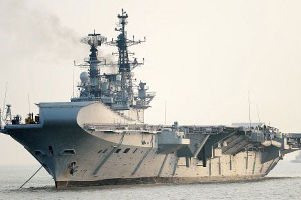 India to build next aircraft carrier with US technology